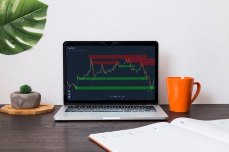 Cara menggunakan zon penawaran dan permintaan di ExpertOption