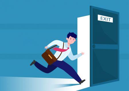 Cukup untuk hari ini. Bilakah anda harus berhenti berdagang di ExpertOption?