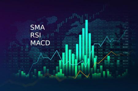 Cara menghubungkan SMA, RSI dan MACD untuk strategi perdagangan yang berjaya di ExpertOption