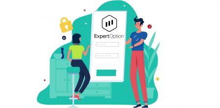 Cara Masuk ke ExpertOption