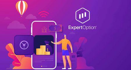 Cara Pengeluaran dan Membuat Wang Deposit di ExpertOption