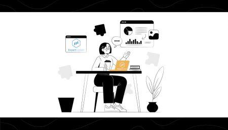 Cara Membuka Akaun Perdagangan dan Mendaftar di ExpertOption