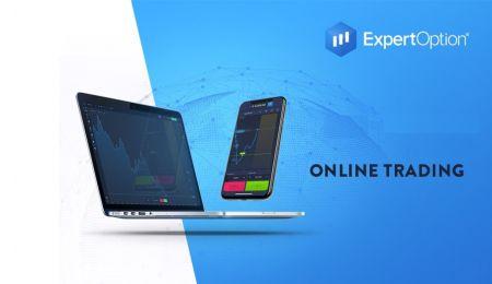 Cara Muat turun dan Pasang Aplikasi ExpertOption untuk Laptop / PC (Windows, macOS)