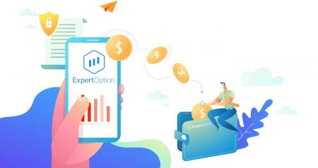 Cara Berdagang Opsyen Binari dan Menarik Wang dari ExpertOption